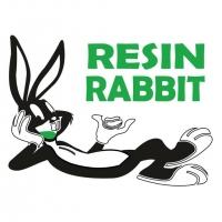 Resin Rabbit