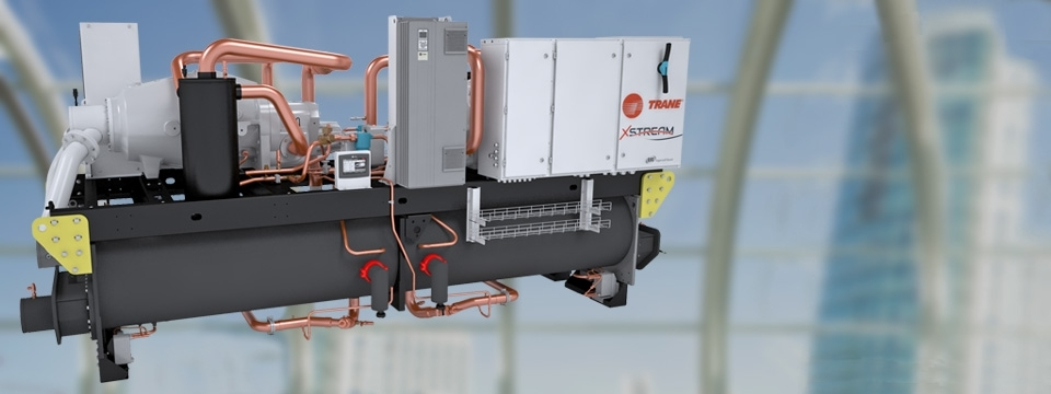 Refrigeratore XStream RTHF