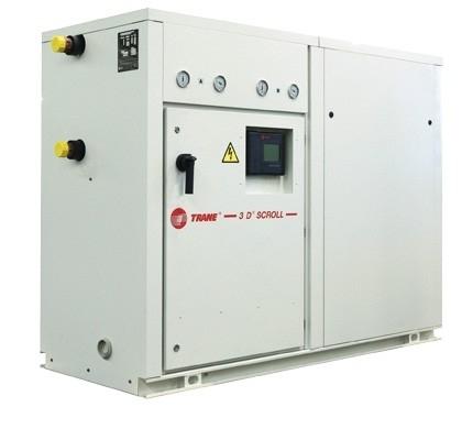Pompa di calore CGWH