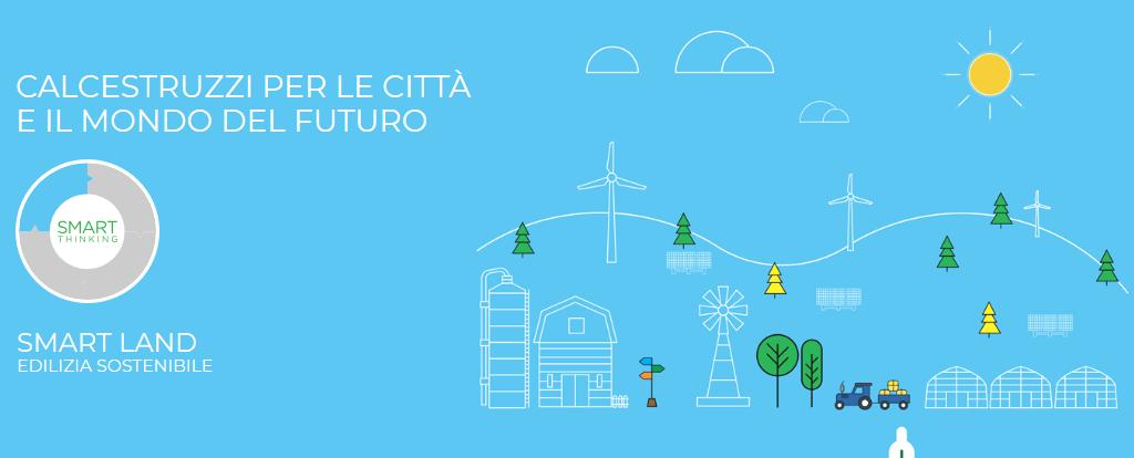 Smart Land Edilizia Sostenibile