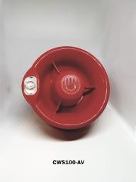 CWS100-AV SGWSMOD – Sirena da Parete via radio con segnalatore ottico