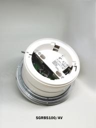 SGRBS100/AV – Base sonora con lampeggiante