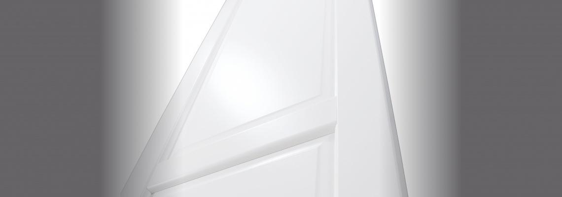 Solidea - Linee Contemporanee - La solidità delle idee nella qualità dei materiali  Solidità Concreta Gli elementi in listellare e i pannelli sono laccati e assemblati con perizia, per un prodotto affidabile nel tempo. Linee Essenziali La porta è realizzata con battuta piana, che permette l'apertura con cerniere a pivot oppure con cerniere a scomparsa registrabili.