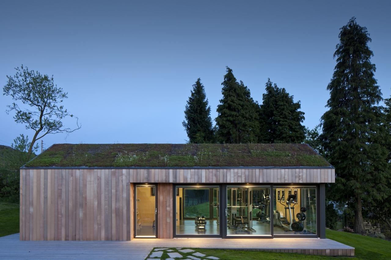 Ecospace_modulo_palestra_tetto_giardino