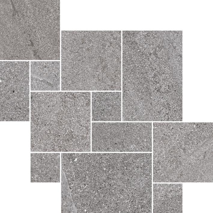 Tune - Un'inedita combinazione di materiali lapidei provenienti da diverse aree del nord Europa, selezionati e miscelati per creare originali pattern e sfumature. Delicate venature, piccoli grani e superfici sabbiose si fondono nella collezione Tune, disponibile in formati di grandi e medie dimensioni che esaltano l'equilibrio delle superfici e consentono di vestire con eleganza ogni tipologia di ambiente: 120x120, 60x120, 60x60, 30x60 e la versione per esterno 90x90 OUT2.0. La palette naturale, nelle tinte Snow, Rock, Lava e Desert, è completata da tre diverse tipologie di mosaici: il Muretto 3D, caratterizzato da scanalature inclinate, il Mosaico Linea, composto da listelli orizzontali di diverse altezze, e il Mosaico, che racchiude tessere quadrate e rettangolari, dalle dimensioni irregolari.
