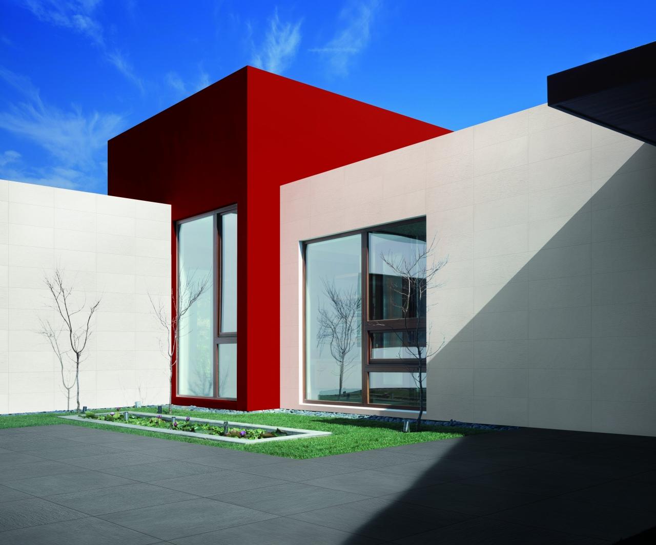 Wide - Un prodotto dal carattere moderno: alonature, nuvolature e lievi graffi intervengono sulla monocromia dell'ardesia, enfatizzandone la matericità e rinnovandola con un linguaggio attuale. Grazie alle dimensioni importanti (120x240, 120x120, 60x120) e alla versione OUT2.0 (60x60), Wide è ideale per sviluppare grandi progetti per luoghi di forte transito e per ambienti di rappresentanza/hospitality, mentre i formati più piccoli (60x60 e 30x60) trovano perfetta collocazione anche in ambito residenziale. La gamma presenta cinque colorazioni – un bianco, due grigi, un nero, un fango – sia nella versione liscia che in quella strutturata da esterno, più due tinte in OUT2.0.