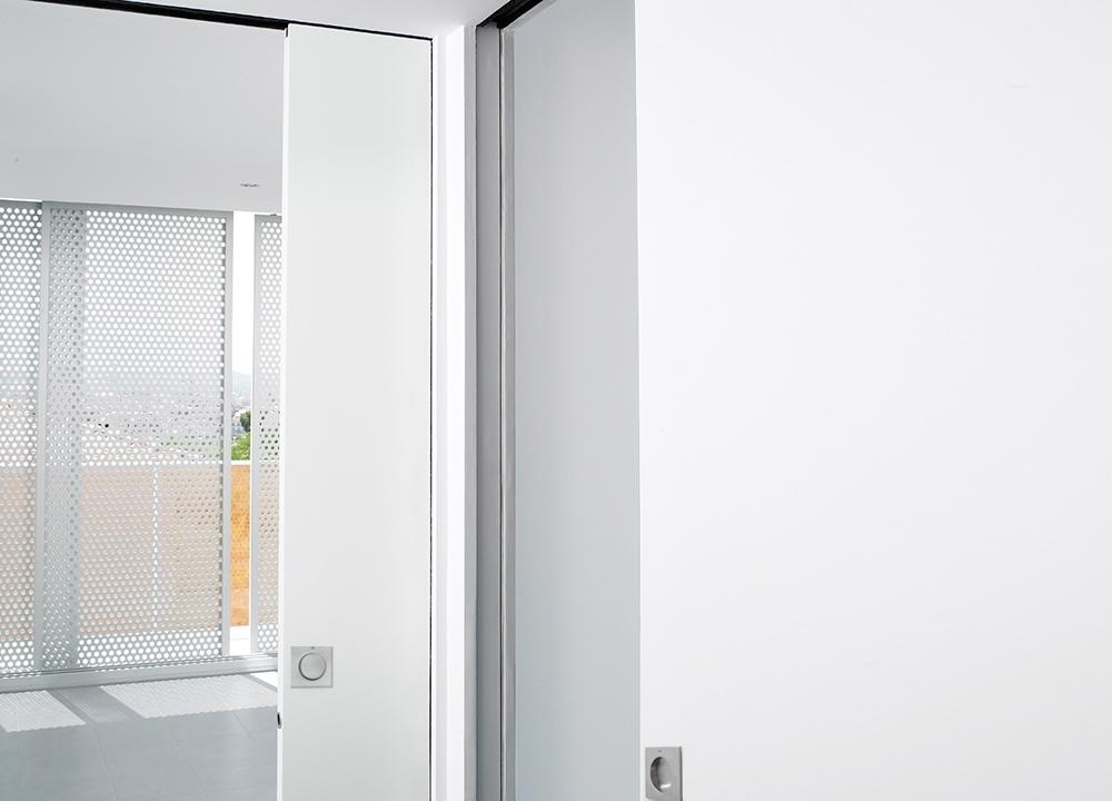 Porte laccate - Per la fusione completa con la parete
