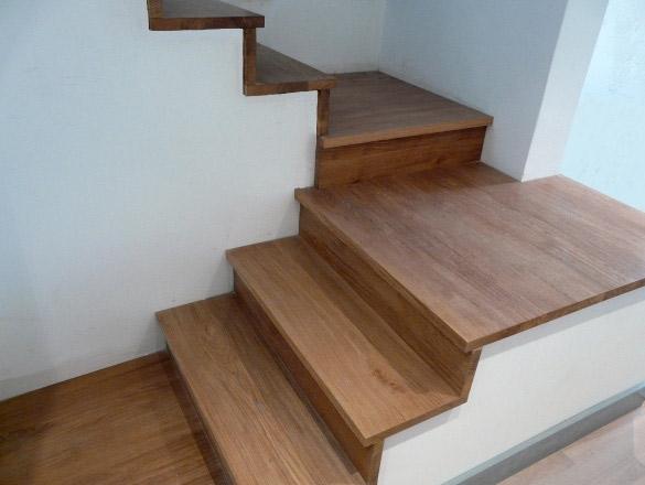 171.Legno interior_scala legno naturale