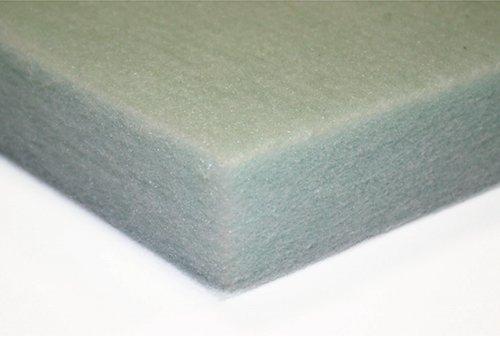 Materassino Promat Promaphon PE-HT - Può essere impiegato per costruzioni fonoisolanti, oppure come materiale fonoassorbente.  Nel nostro magazzino disponiamo di lastre densità 40 Kg/mq. da sp. 10, mm 1000×1600.  Normalmente sono disponibili dal giorno successivo all'ordine.