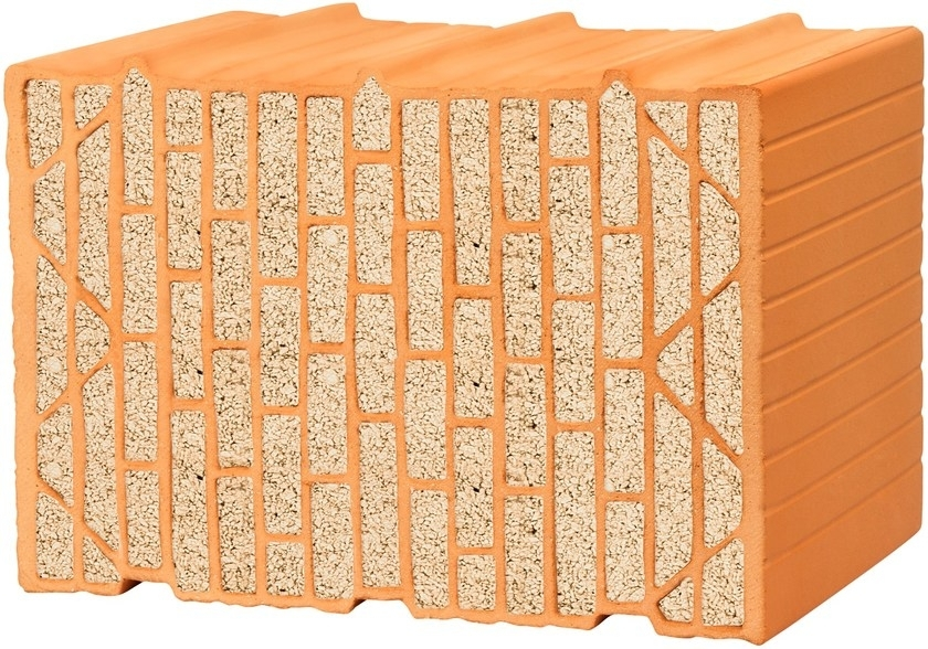 UNIPOR W07 CORISO - Un laterizio rettificato del marchio UNIPOR - Abitare in un ambiente sano proteggendo attivamente il clima; si creano le basi per una casa naturale e solida che soddisfi anche l'esigenza di progettare e costruire con un occhio al futuro. Questo mattone innovativo con CORISO, il materiale minerale naturale incorporato, é il risultato di anni di costante lavoro di ricerca e di sviluppo. UNIPOR W07 CORISO  raggiunge un valore di conducibilitá termica di  ?0,07[W/(mK)] ed è quindi perfettamente idoneo per la costruzione di case a bassissimo consumo energetico, in più, si può fare affidamento sulla solidità di una costruzione massiva in laterizio sfruttando tutta la capacità di portata del mattone stesso ed all'isolamento acustico di 47,9dB che supera tutte le aspettative, persino quelle di tutti gli Istituti di certificazione e strumenti di misurazione. UNIPOR W07 CORISO viene prodotto negli spessori 42,5 e 36,5 cm. ed il continuo risparmio di energia comporta anno dopo anno uno sgravio economico costante, che aumenta complessivamente il valore dell'immobile. L'investimento quindi, non è solo ecologico ma rappresenta anche un valore che aumenta con il passare degli anni.