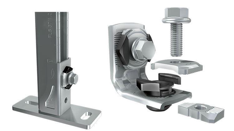 Gamma impiantistica leggera - FLS 31. Il sistema veloce, resistente, versatile per l'impiantistica leggera.