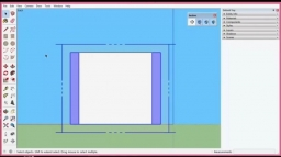 Sketchup + Inkscape