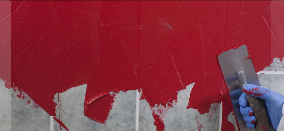 Ripristino - Eco rivestimento in resina decorativa a basso spessore, senza cemento e senza resina epossidica. Ideale per rigenerare e rinnovare completamente l'estetica della vostra superficie esistente, senza smantellare e a costi ridotti. Decora e lascia parzialmente visibili le fughe. Ambienti indicati: pareti bagno, pareti box doccia, pareti cucina e top. Pareti in generale e complementi d'arredo. Si applica a rullo o a pennello su vecchi o nuovi supporti opportunamente preparati, per verniciare e colorare a tinta unita.