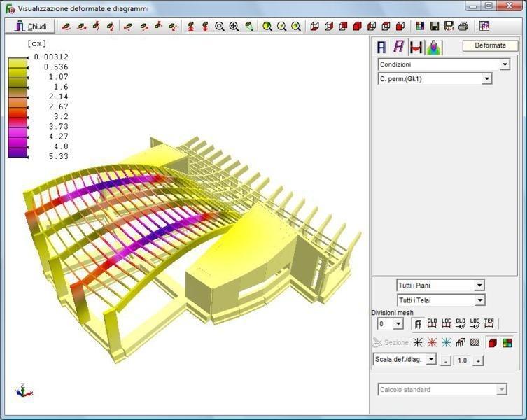 FaTA-E - Calcolo per strutture in c.a, acciaio, legno