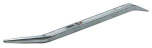 Levachiodi e palanchini - Produciamo anche tutta una serie di palanchini in alluminio sviluppati specificatamente per le officine. L'alluminio pesa soltanto un terzo dell'acciaio. E' più facile da maneggiare e più gentile sulle articolazioni. L'alluminio è anche considerevolmente più gentile dell'acciaio sulle superfici con cui viene a contatto ed è più resistente al freddo.