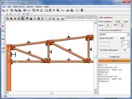TraRet Plus - Il software si occupa della completa calcolazione e computazione di una travatura reticolare in acciaio e/o legno. Il software è articolato secondo tre processi di calcolo : solutore analitico-strutturale, verifiche delle aste, progetto dei collegamenti.  TraRet Plus, a calcolo effettuato, interagisce con UDF TR Plus per la verifica ed il dimensionamento dei nodi strutturali. Di tutti i collegamenti progettati vengono restituiti gli elaborati grafici esegutivi e le relative relazioni di calcolo. TraRet Plus elabora, inoltre, il disegno generale della reticolare comprensivo di tutti i nodi progettati e della distinta dei fazzoletti necessari.  Per la definizione della geometria della reticolare è possibile fare riferimento a dei modelli di base parametrici comprensivi di tutte le tipologie più comuni (Tedesca, Inglese, Palladiana,...). Il modelo strutturale così ottenuto può essere a sua volta ulteriormente personalizzato mediante l'aggiunta di nodi e aste.  La verifica delle aste verrà effettuata , in funzione della destinazione d'uso e del materiale, dai moduli VerSea per le aste metalliche e TS1 per le aste in legno massiccio o lamellare. Per i possessori dei suddetti moduli sarà possibile ispezionare in maniera più approfondita i risultati delle verifiche stesse