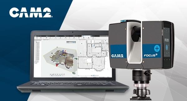 Faro Cam2 laser scanner