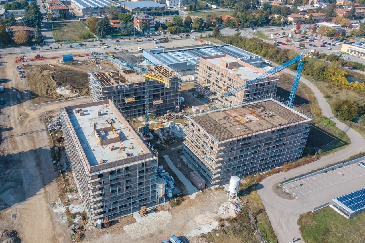 5. Social Housing 80 alloggi Granarolo (BO)