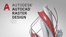 Ingegneria Infrastrutturale - AutoCAD Raster Design