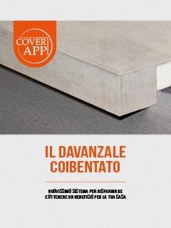 Brochure Davanzale Coibentato Cover App