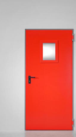 Porte tagliafuoco REI120