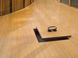 Finitura superiore per pavimento sopraelevato Parquet