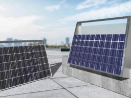 Parapetto Fotovoltaico SUNRAIL