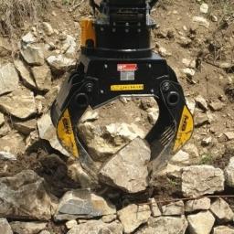 Pinza Selezionatrice MB-G450 S4 Crusher