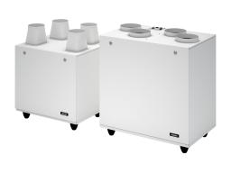 RePuro è un recuperatore di calore statico Aermec