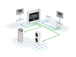 VMF Sistema Variable Multi Flow Aermec