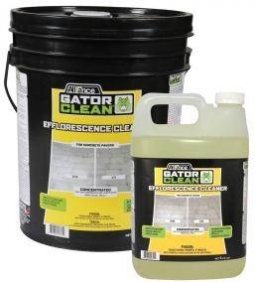 GATOR CLEAN EFFLORESCENCE CLEANER