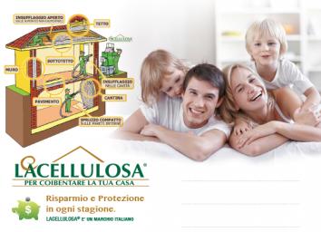 La Cellulosa® in fiocchi