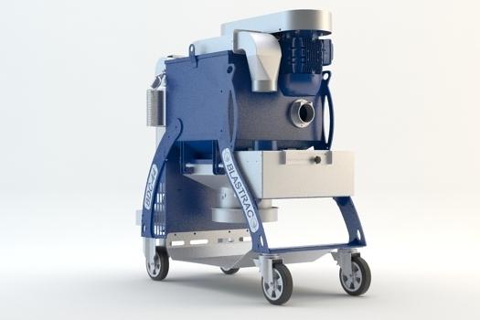 Aspiratori BDC-44 - L'aspiratore Blastrac BDC-44 è un sistema di raccolta delle polveri contraddistinto per la sua manovrabilità e potenza compatta. Unisce potenza, efficienza, sicurezza e produttività in un'unica durevole attrezzatura. Il BDC-44 è l'aspiratore di polveri compatto per i professionisti.