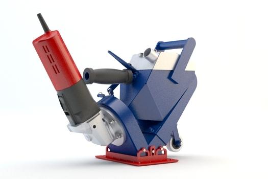 Attrezzature manuali 1-5HH - La pallinatrice Blastrac 1-5HH è una attrezzatura manuale ideale per la lavorazione su piccole superfici in calcestruzzo, ferro, pietra naturale. Rappresenta una soluzione conveniente, versatile ed ad alta qualità, caratteristiche che contraddistinguono tutte le attrezzature della gamma Blastrac.