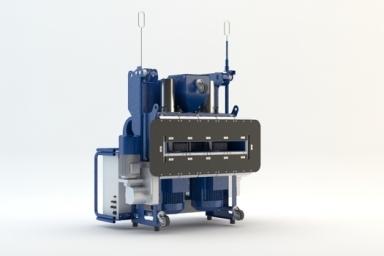 Pallinatrici per ferro 900VMB