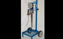 Pompe iniezione di resine