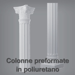 Cornici decorative per esterno
