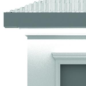 Lighting - Cornici decorative per facciata