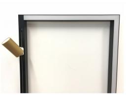 Serie TILE-D con proiettore GIOTTO Linea ARCHITECTURAL