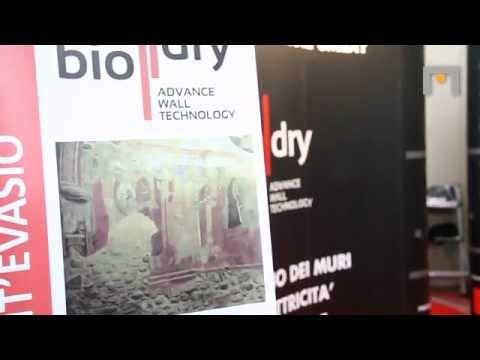 Biodry: sistema di risanamento umidità capillare