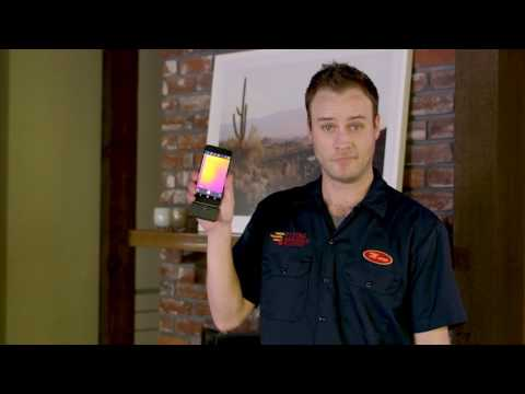 FLIR ONE To Do: Leaky Roofs