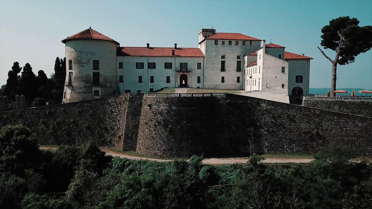 FAI E BIODRY- Installazione al Castello di Masino ( TO)