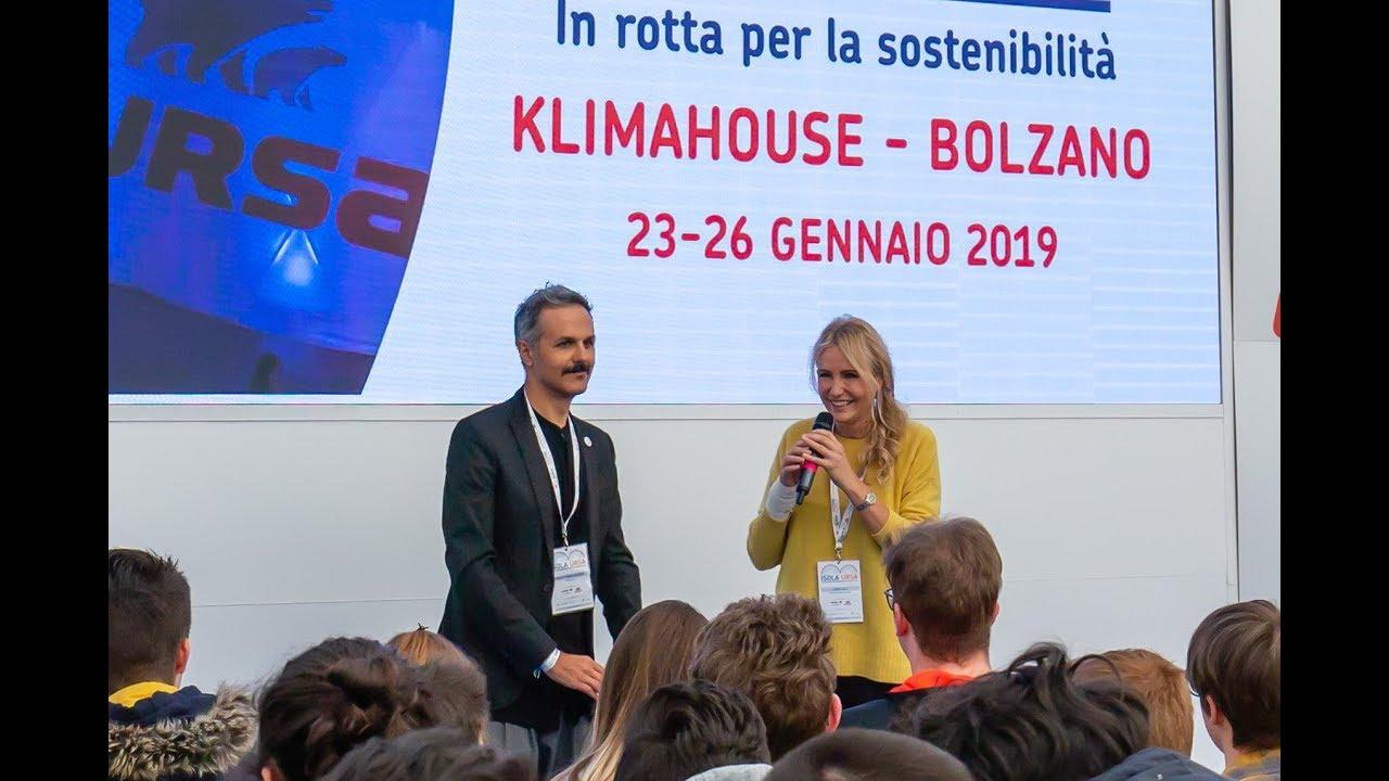 ISOLA URSA: in rotta per la sostenibilità | Bolzano - Klimahouse 2019