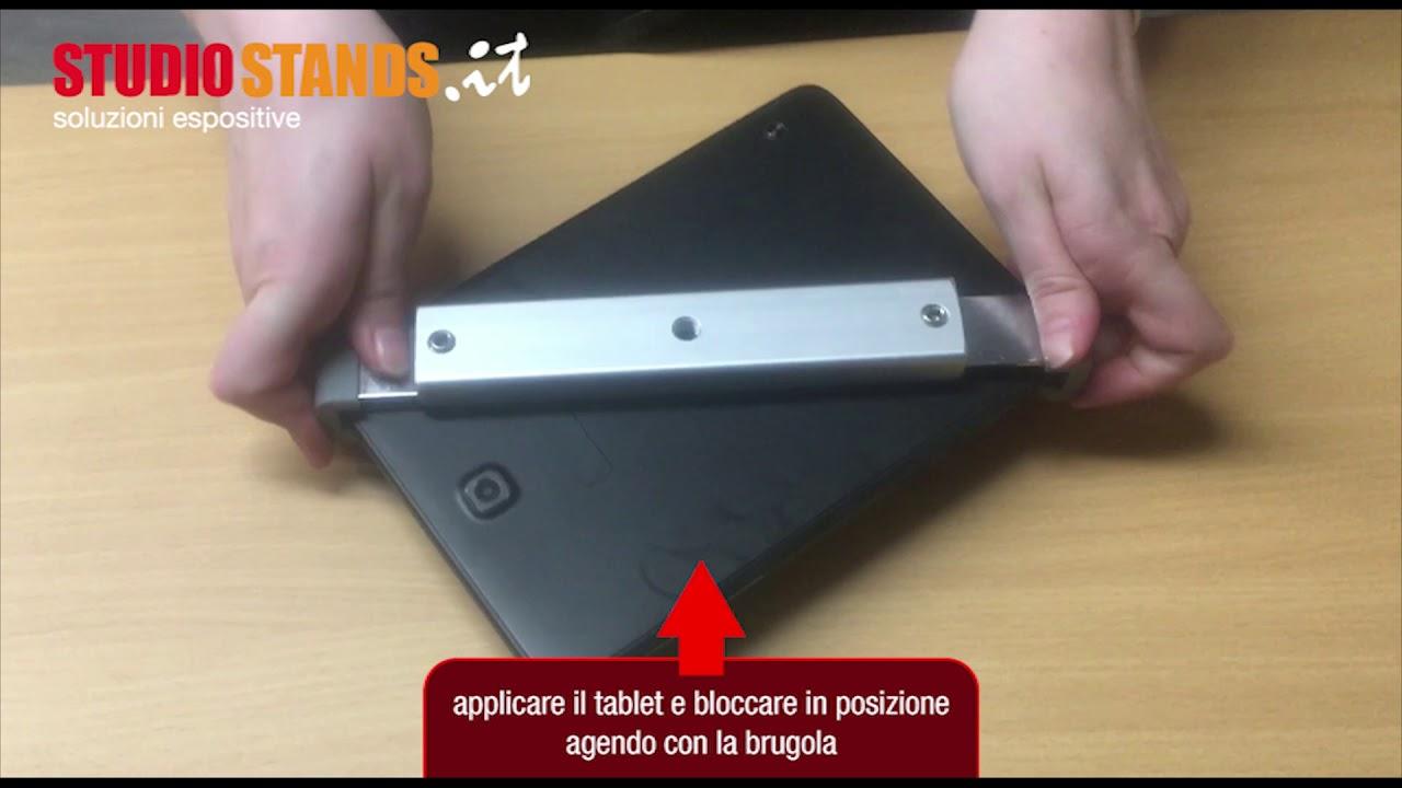 Porta tablet Wave