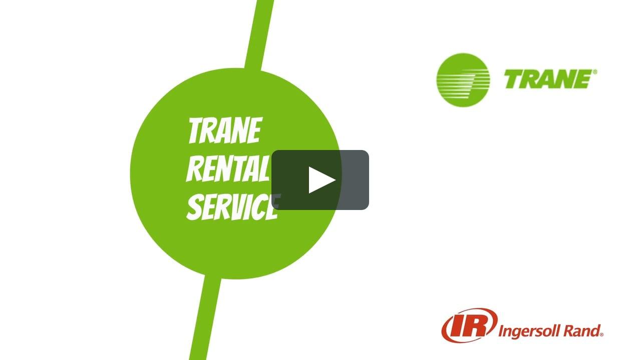 Trane Rental Service