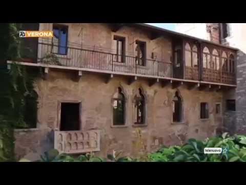 Il restauro del balcone di Giulietta