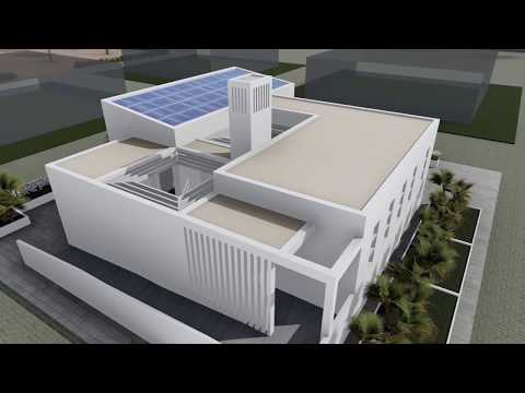 ReStart4Smart: the house of the future | Full Version | Sapienza SDME | Solar Decathlon Middle East