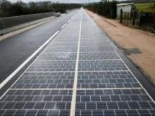 Cina: l'autostrada è di pannelli fotovoltaici