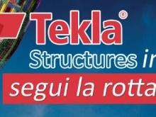 Tekla Structures in Tour: Udine - Padova - Verona
