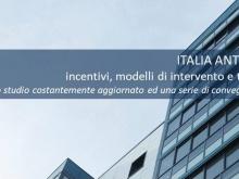 """Riaprono le adesioni al Progetto """"Italia Antisismica"""", uno studio Cresme - ISI"""